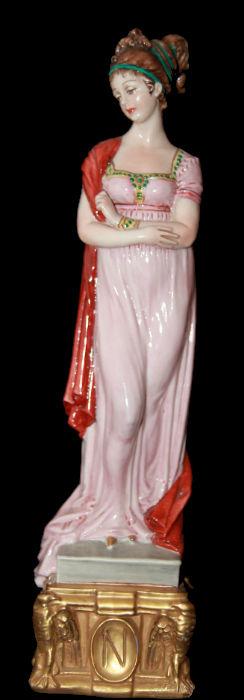 Жозефина Богарне императрица Франции (1804-1809) - Capodimonte Италия.jpg
