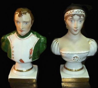Бюсты Наполеон и Жозефина - Франция - Лимож.jpg