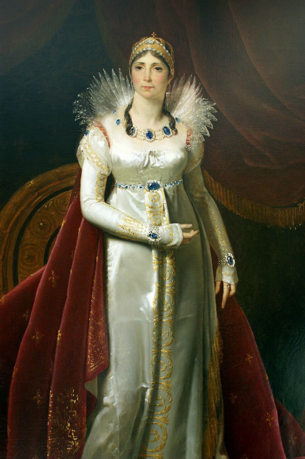 Henri−François Riesener - Портрет императрицы Жозефины - 1806.jpg
