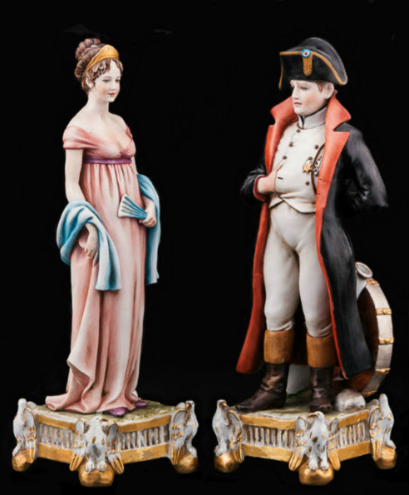Наполеон и Жозефина - Tiche - Italiya.jpg