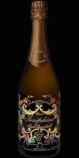 Joseph Perrier Josephine Brut - Жозеф Перье Шампанское Жозефина брют.jpg