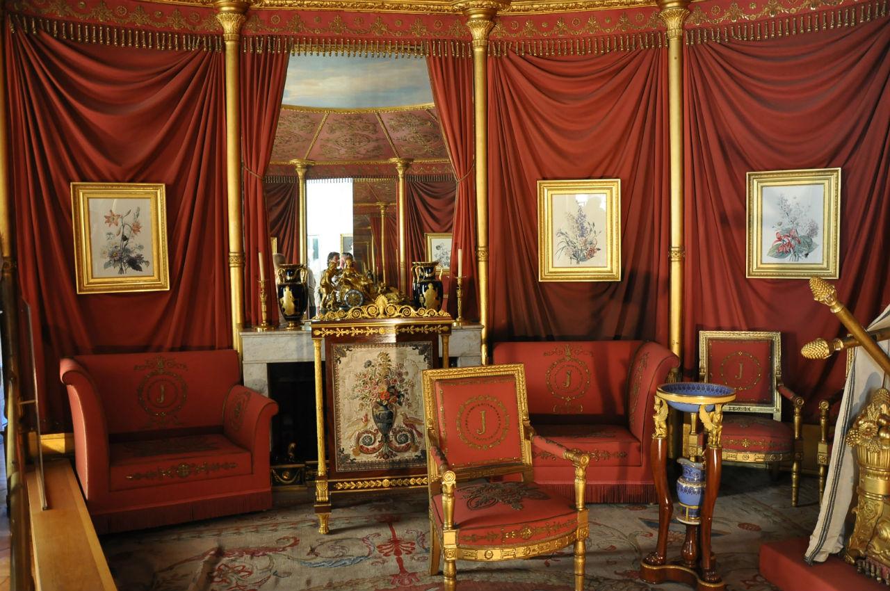 Интерьер дворца Мальмезон -  2.jpg