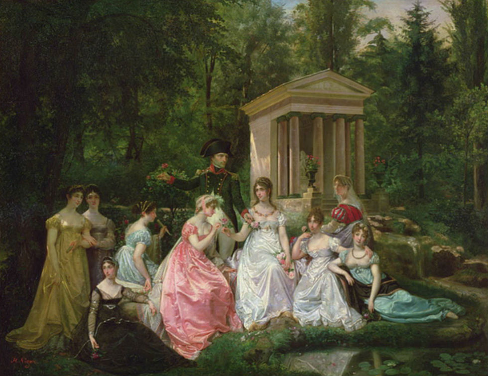Жан-Луи Виктор Вигер дю Виньё - Роза Мальмезон - около 1867 - Национальный музей дворца Мальмезон.jpg