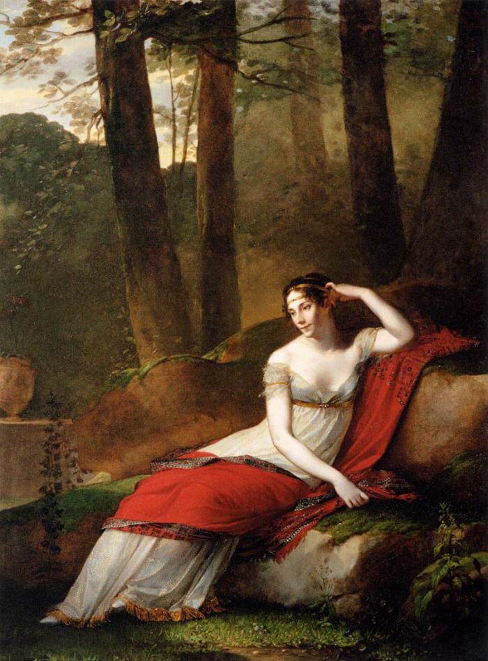 Пьер-Поль Прудон - Имперетрица Жозефина - 1805.jpg