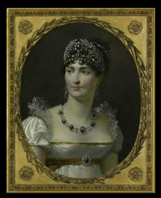 Жан-Батист Реньо - Портрет императрицы Жозефины.PNG