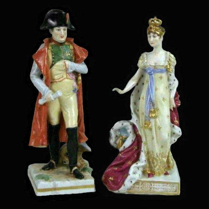Наполеон и Жозефина - Франция - Севр.jpg