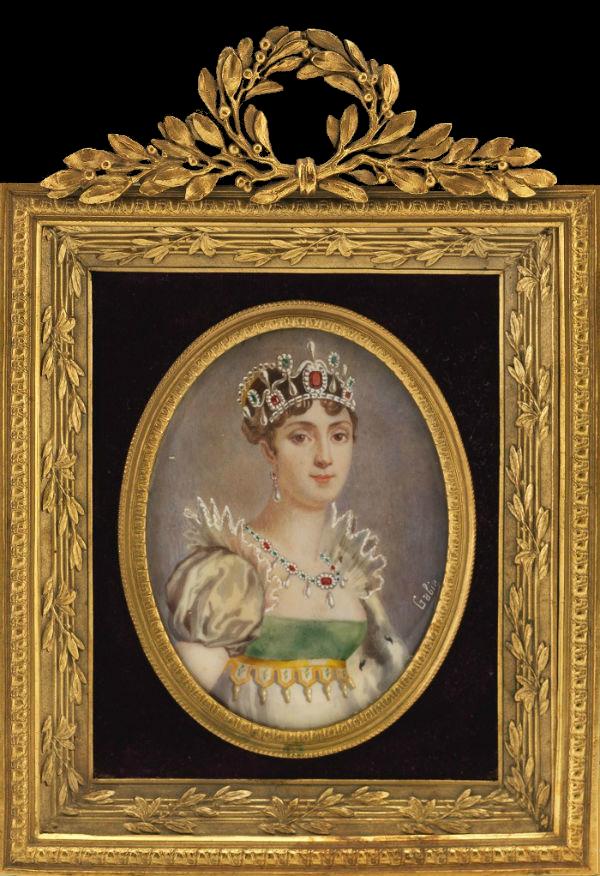 Франсуа Жерар - Императрица Жозефина - миниатюра.png