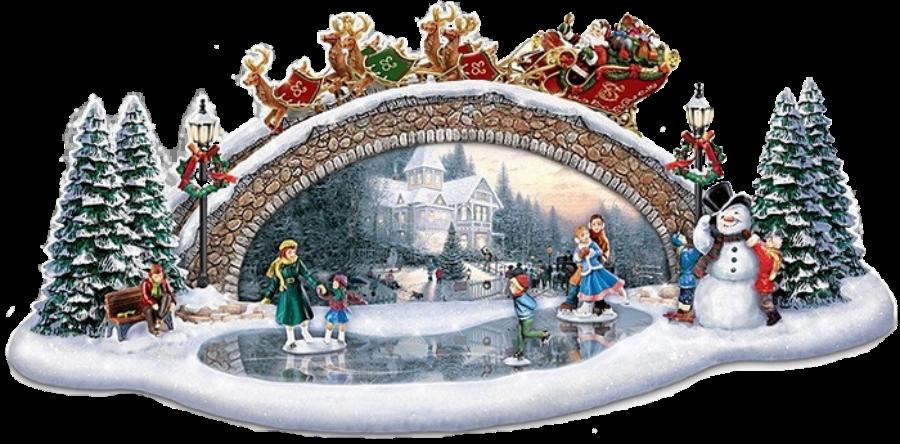 Томас Кинкейд - Рождество.png