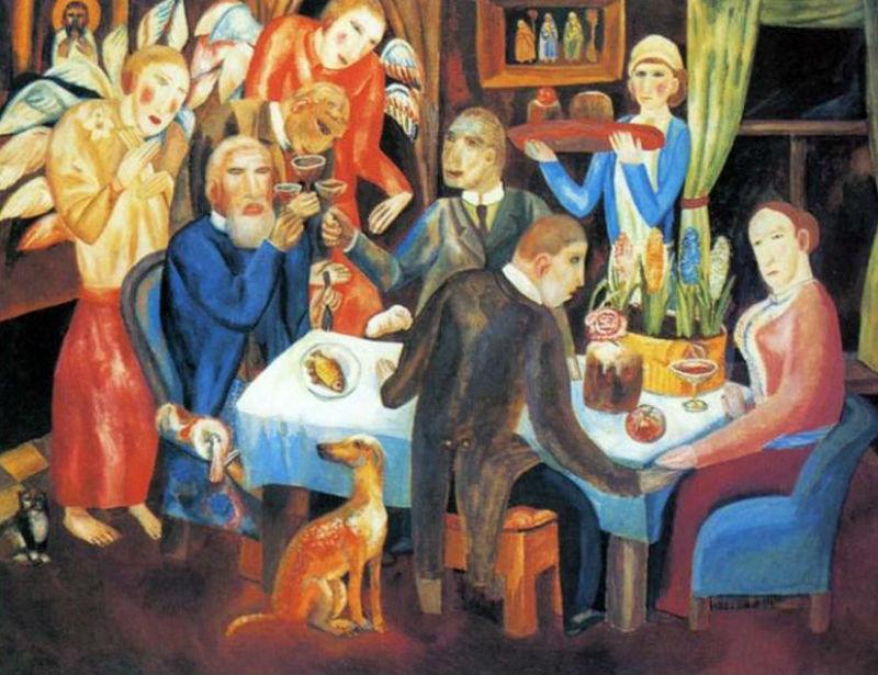 Павел Филонов - Пасха - 1912.jpg