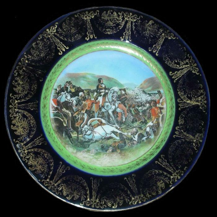 Наполеон - Битва при Риволи - Limoges - Франция - 14 января 1797.jpg