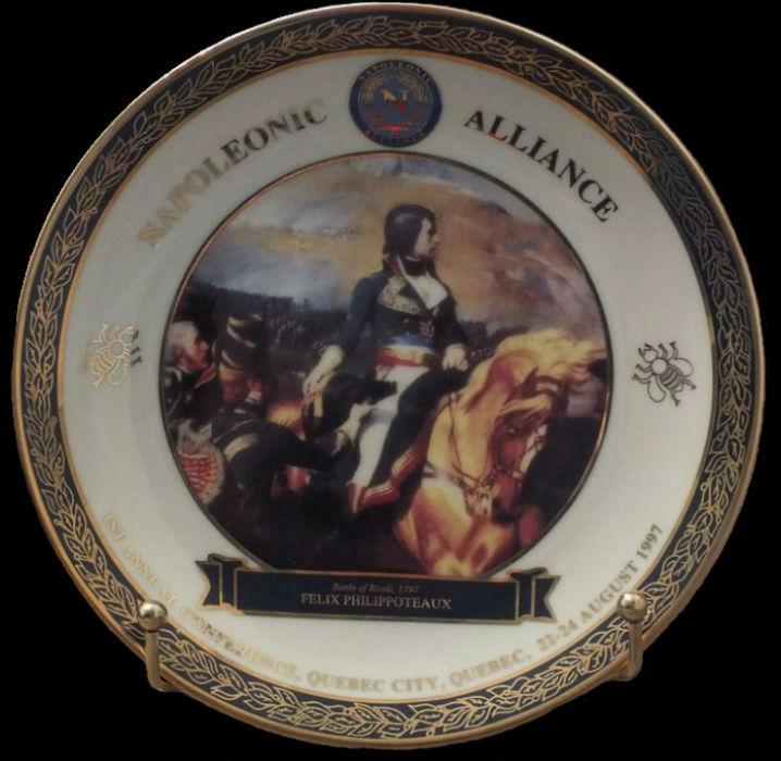 Тарелка декоративная Наполеон.jpg