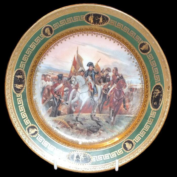 Наполеон. Битва под Фридландом -  2 июня 1807.jpg
