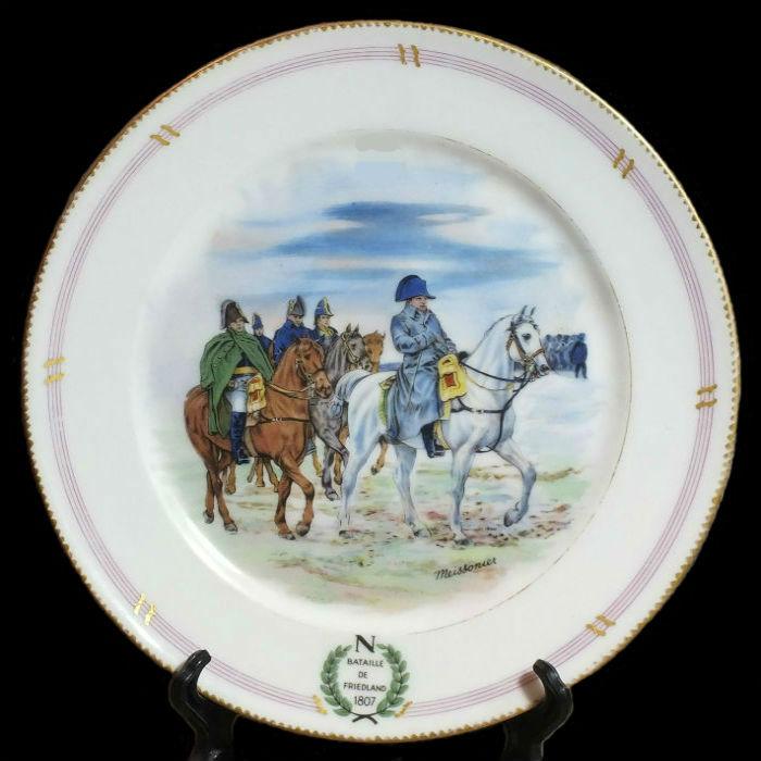 Наполеон - Битва под Фридландом - Франция - 2 июня 1807.jpg