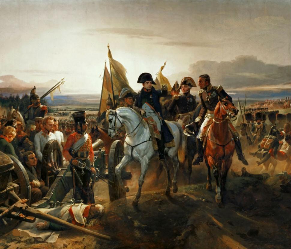 Орас Верне - Битва при Фридланде 14 июня 1807 года.jpg