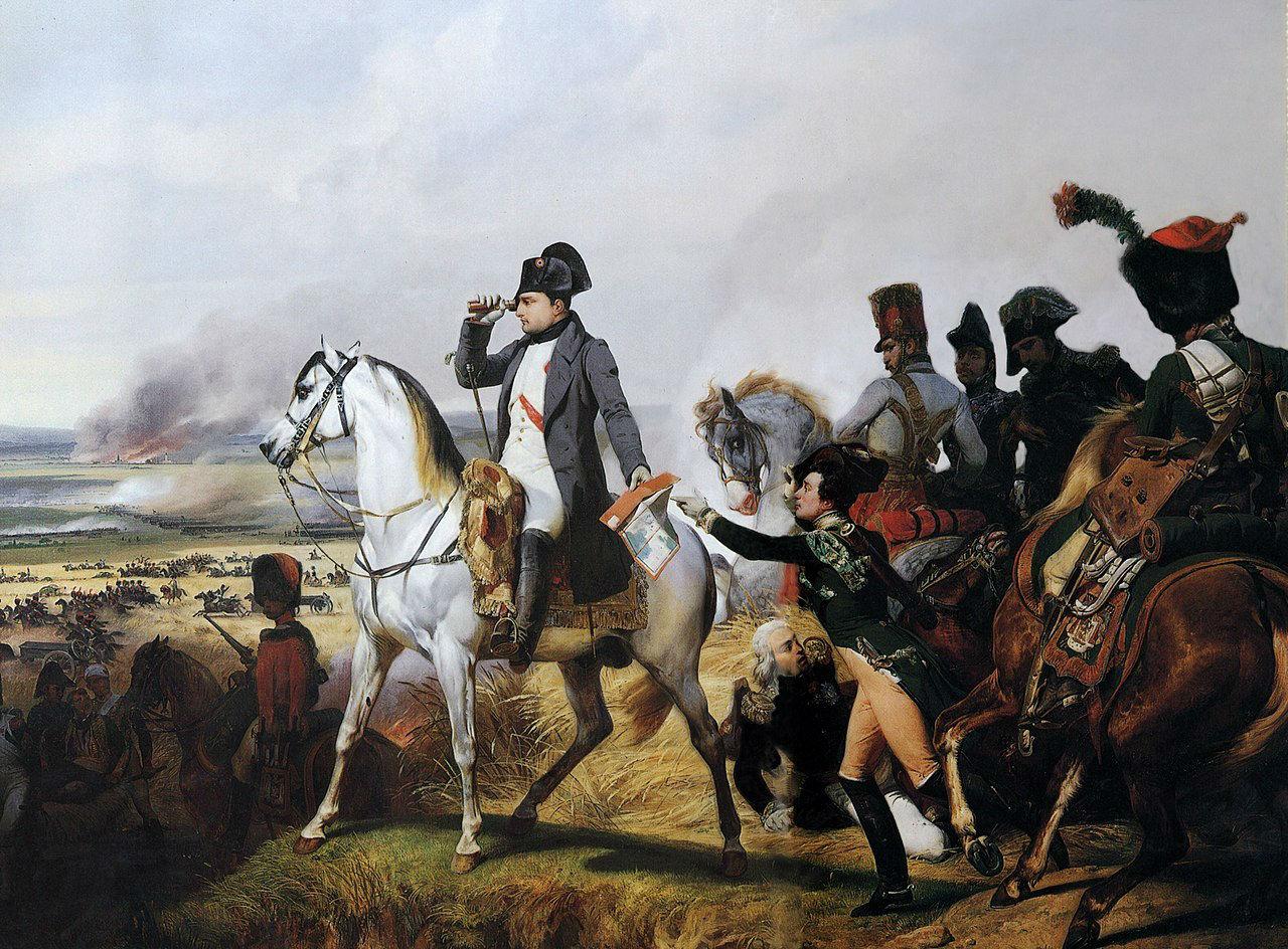 Орас Верне – Битва при Ваграме 6 июля 1809 - 1835.jpg