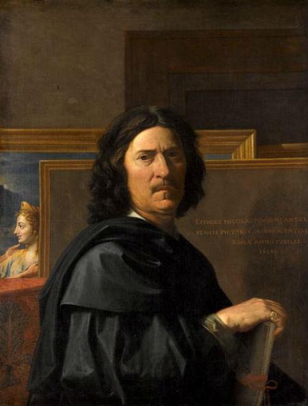 Никола Пуссен - Автопортрет - 1650 - Лувр.jpg