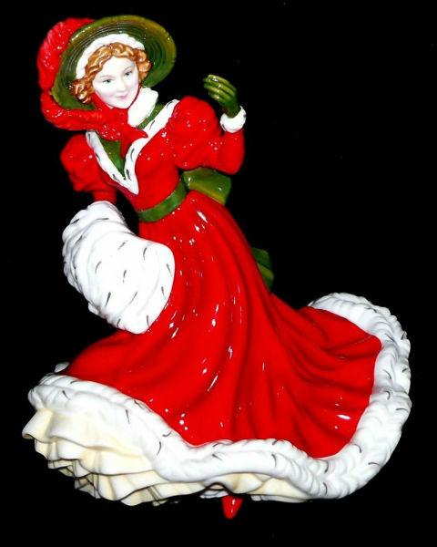 Рождественская фигурка года - Royal Doulton - 3.jpg