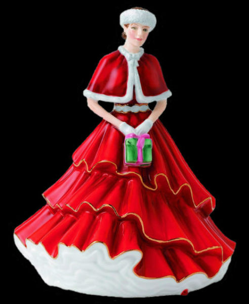 Рождественская фигурка года - Royal Doulton - 4.jpg