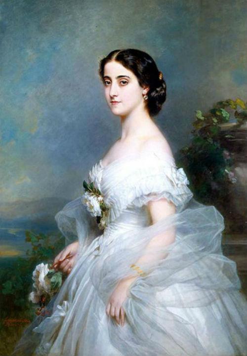Франц Винтерхальтер - Портрет Аделины Патти - 1863.jpg