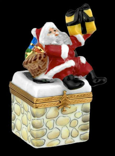 santa claus sitting on+chimney - limoges - box.jpg