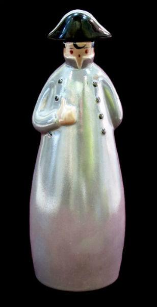 Штоф-Графин-Бутылка- Флакон для ликёра - Прекрасный Наполеон - Арт Деко ROBJ Франция - 1928.JPG