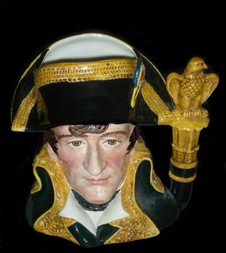 Наполеон - большая пивная кружка - Англия (Royal Doulton) - 1993.jpg
