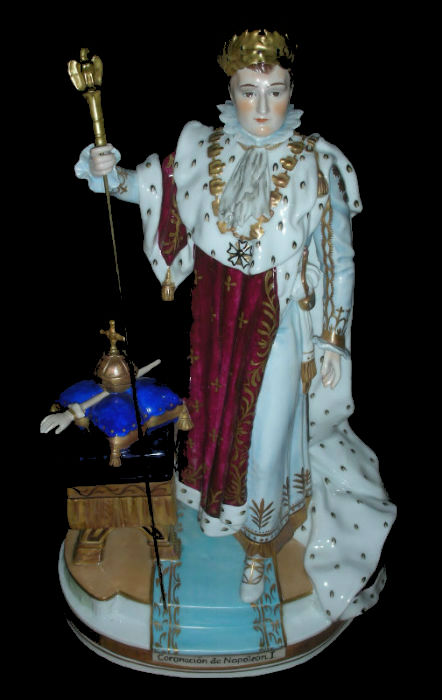 Коронация Наполеона Бонапарта-императора Франции - Германия - Scheibe-Alsbach.jpg