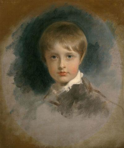Томас Лоуренс - Портрет Наполеона II в детстве.jpg