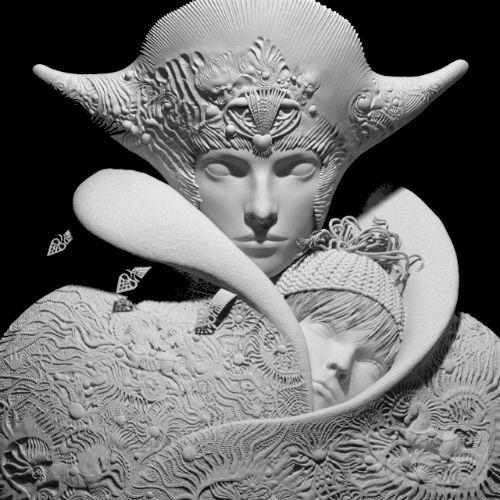 3D скульптура Снежная Королева.jpg