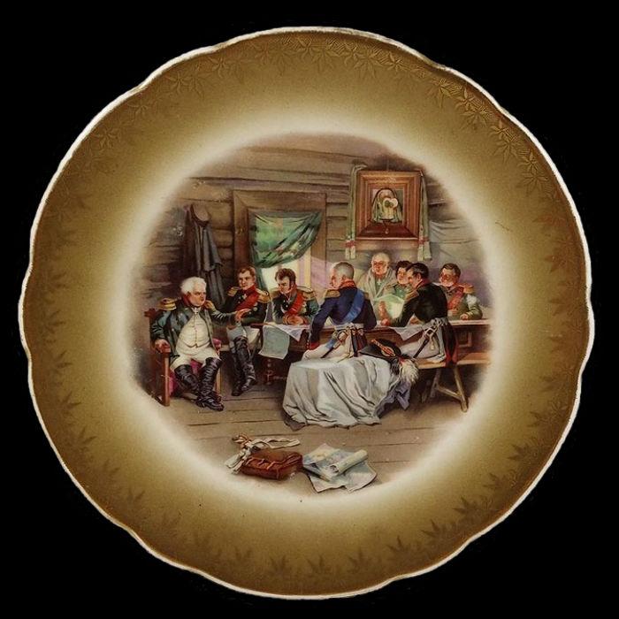 Военный совет в Филях - Россия - Гарднер - конец XIX века.jpg