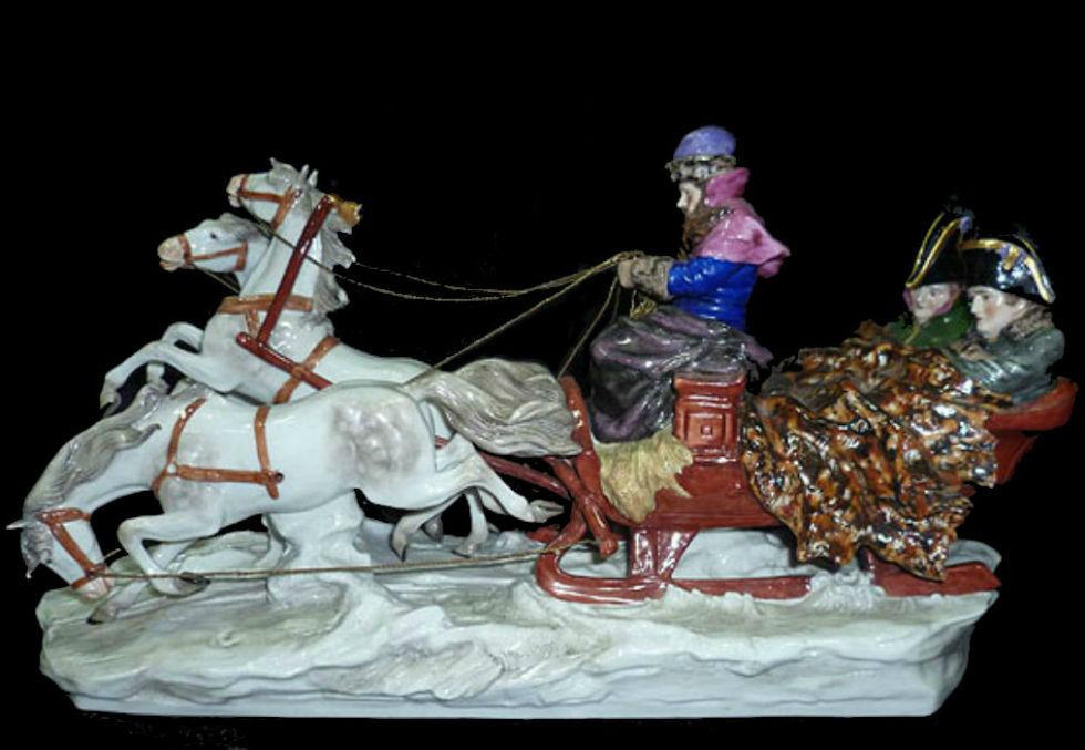 Бегство Наполеона из России - Германия Рудольштадт - Albert Stahl & Co - (1937-1962) - 2.jpg