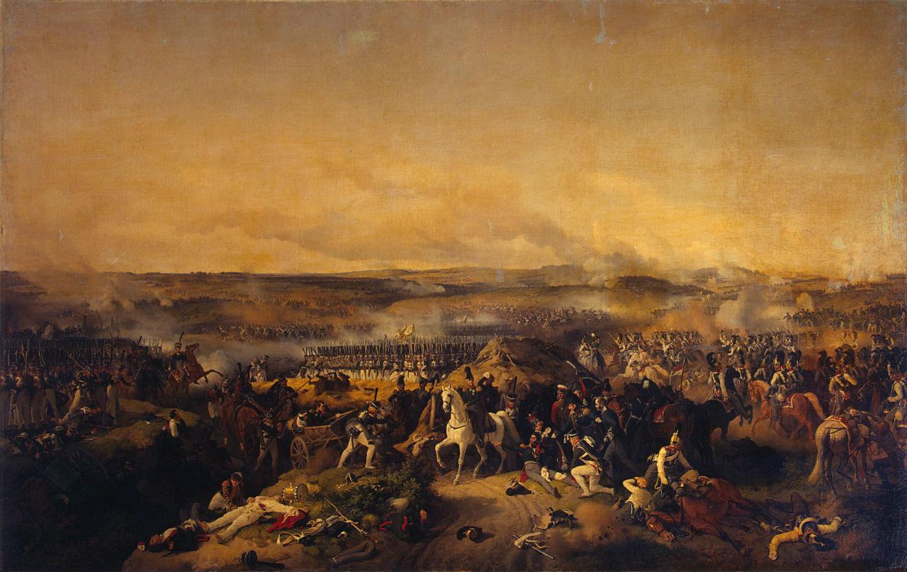 Петер фон Гесс (Хесс) (1792-1871) - Бородинское сражение - 1843 - Военная галерея Зимнего дворца.jpg