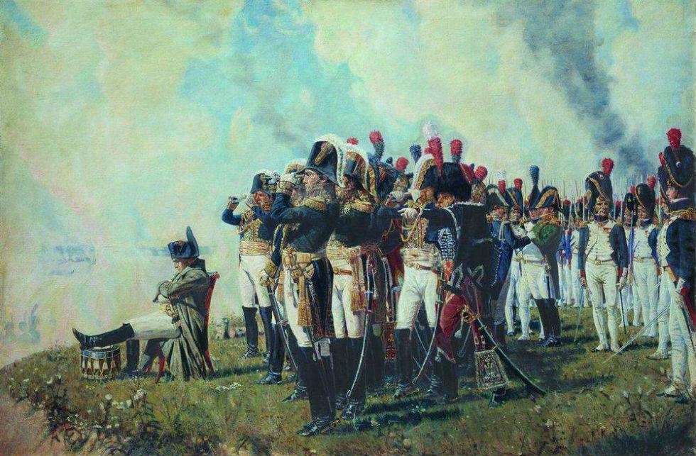 Наполеон I на Бородинских высотах.jpg