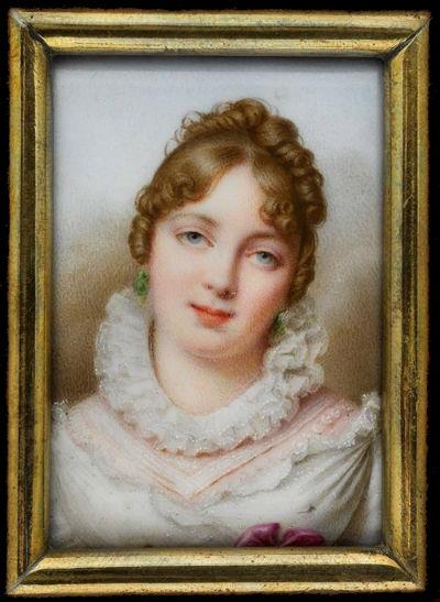 Miniature of Maria Walewska by Marie-Victoire Jaquotot 1811 Muzeum Narodowe w Warszawie (MNW).jpg