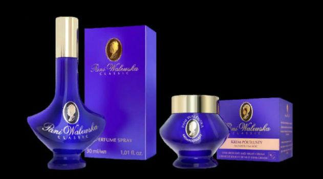 Pani Walewska Крем питательный легкий на день и ночь и классический парфюм.jpg