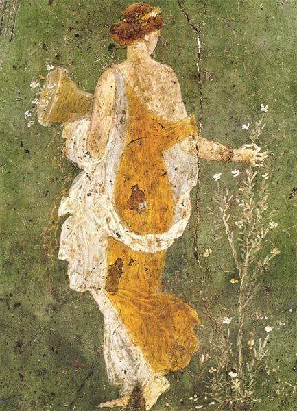 Аллегория Весны - фреска из Помпей.jpg