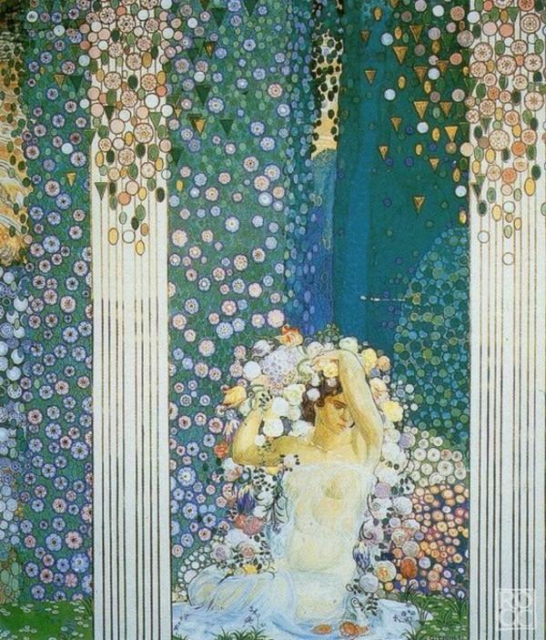 Galileo Chini, la primavera della vita, 1914, Biennale.jpg