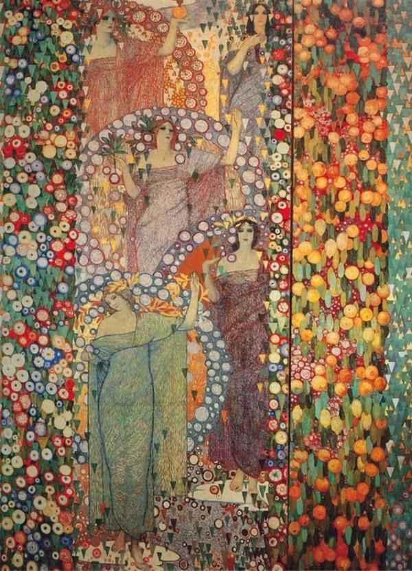 Галилео Кини. Весна классическая (Весна, что постоянно обновляется), 1914. Академия художеств, Монтекатини Терме (2).jpg