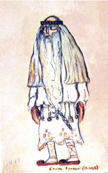 Жрец - 1-й  акт - 1912.jpg