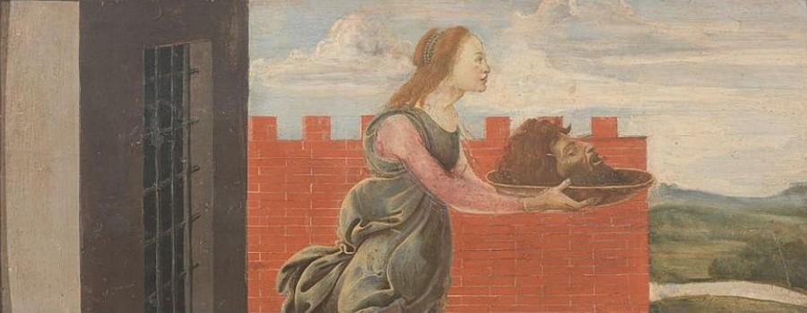 Sandro Botticelli - Salome mit dem Haupt Johannes des Taeufers.jpg