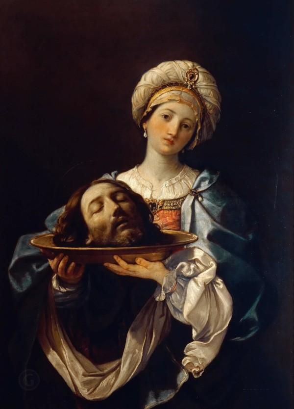 Гвидо Рени - Саломея с головой Иоанна Крестителя.jpg