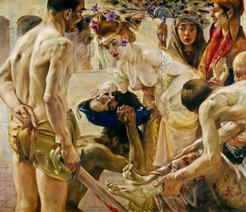 Ловис Коринф - Саломея - 1900.jpg
