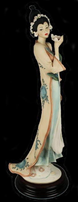 Статуэтка Turandot  - Florence - Giuseppe Armani - Италия -  2006.jpg