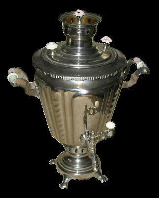 Samovar silver