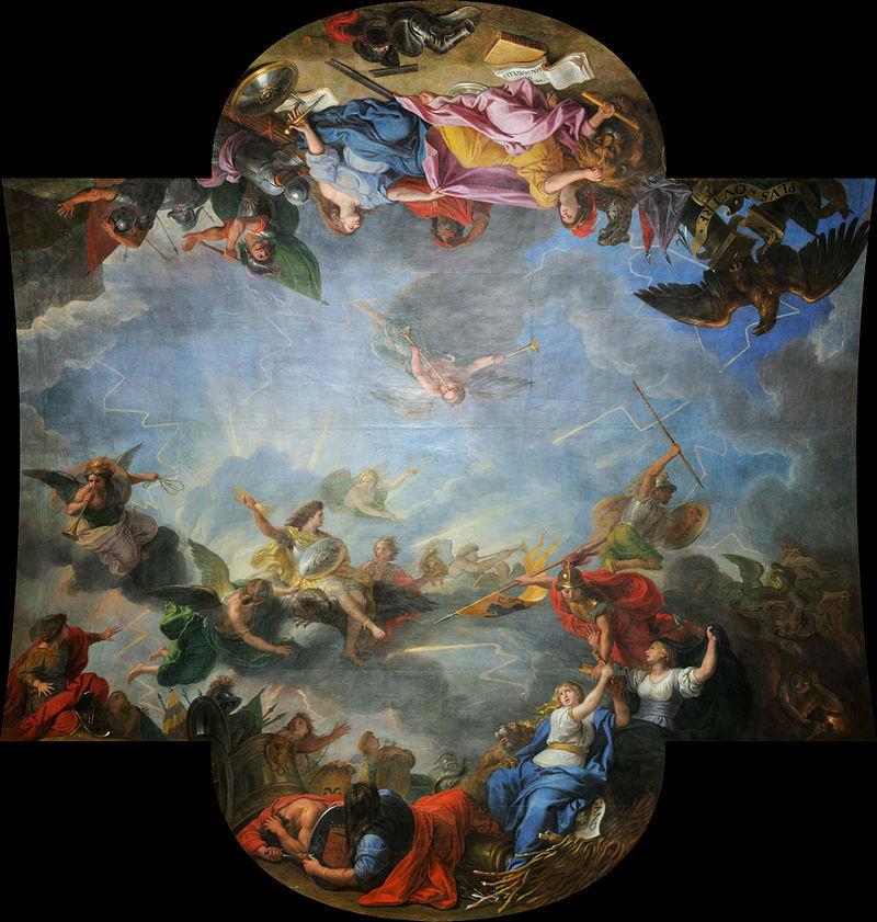 800px-Charles_Le_Brun_-_Prise_de_la_ville_et_de_la_citadelle_de_Gand_en_six_jours_1678_-_Google_Art_Project