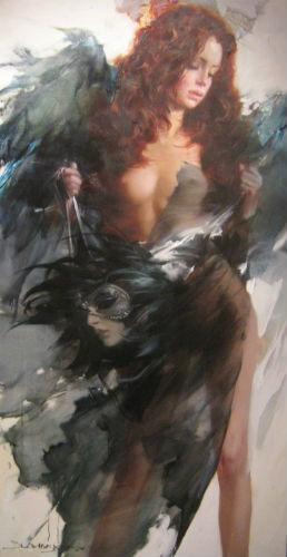 2012` Ангел Венеции 2  170х90