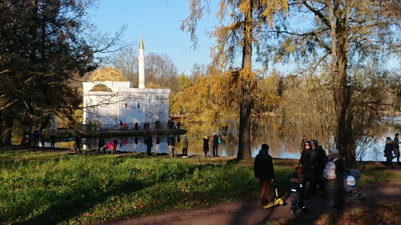 """"""" Есть городок в одном прекрасном парке...""""  ( Пушкин и Екатерининский парк ) - Страница 5 907746_800"""
