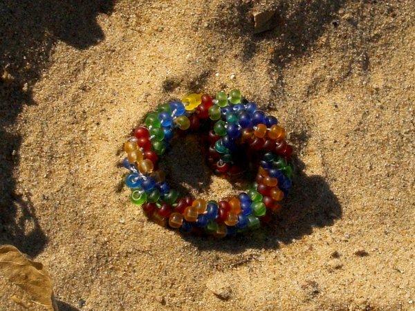 разноцветный жгут4