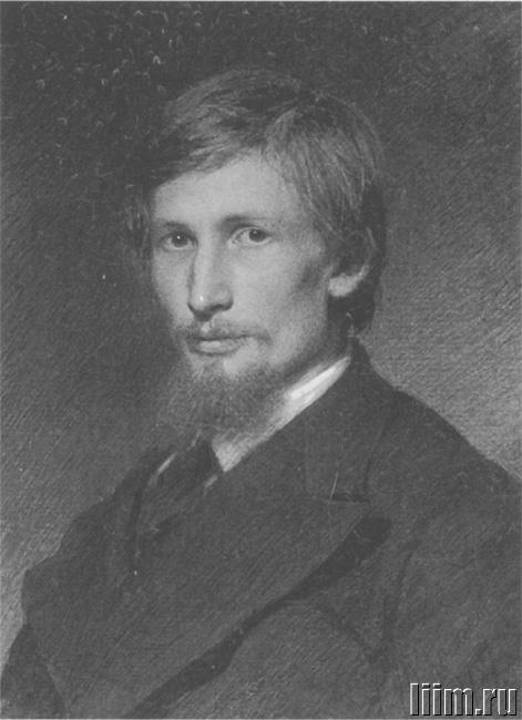 Портрет Васнецова