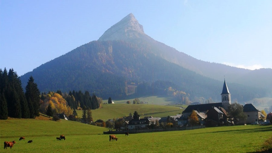 Chartreuse-Mountains-France